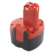 Batteria per Bosch BAT100 / BAT119 / GSR9.6-1 / GSR9.6-2 / GDR 9.6, 9.6 V, 2.0 Ah
