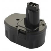 Batteria per DeWalt DC9091 / DE9091 / DE9094, 14.4 V, 3.0 Ah
