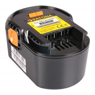 Batteria per AEG B1414G / B1415R / B1420 / B1420R, 14.4 V, 3.0 Ah