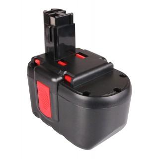 Batteria per Bosch BAT030 / BAT031 / BAT240 / BAT299, 24V, 3.0 Ah