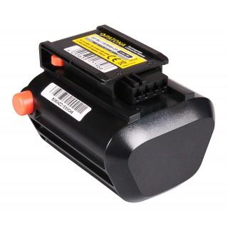 Batteria per Gardena 09840-20/ BLi-18, 18 V, 1.5 Ah
