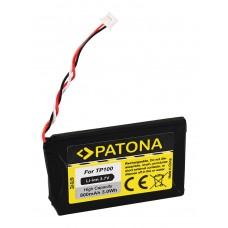 Batteria per Blaupunkt TP100 / TP200, 800 mAh