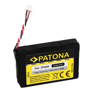 Batteria per Blaupunkt TP500 / TP700, 1200 mAh
