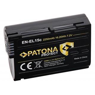 Batteria EN-EL15B / EN-EL15C za Nikon Z5 / Z6 / Z7, 2250 mAh