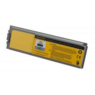 Batteria per Dell Latitude D800 / Inspiron 8500, 6600 mAh
