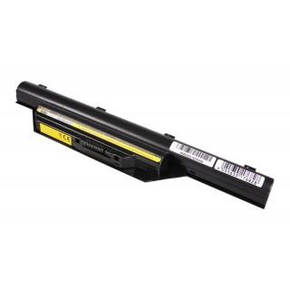 Batteria per Fujitsu Siemens Lifebook S6410 / S6420 / S6520 / S7210, 4400 mAh