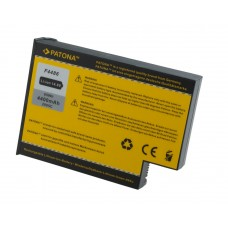 Batteria per Acer Aspire 1300 / 1310 / HP Pavilion ZE1100 / ZE1200, 4400 mAh