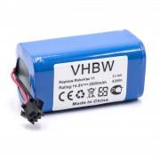 Batteria per Eufy RoboVac 11 / 11S, 2900 mAh