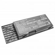 Batteria per Dell Alienware M17x R3 / M17x R4, 6600 mAh