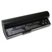 Batteria per Asus Eee PC 900A / 900HA / 900HD, nera, 4400 mAh