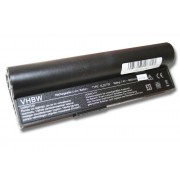 Batteria per Asus Eee PC 900A / 900HA / 900HD, nera, 6600 mAh