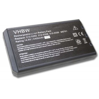 Batteria per Dell Inspiron 1000 / 1200 / 2200, 4400 mAh