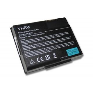Batteria per Acer Aspire 2002 / 2012 / 2022, 4400 mAh