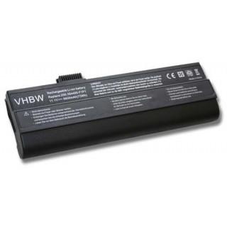 Batteria per Fujitsu Siemens Amilo A1640 / A7640 / M1405 / M1425, 6600 mAh