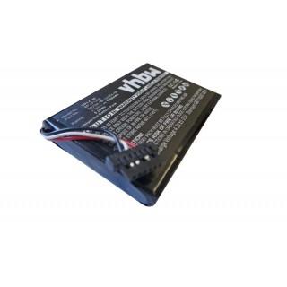 Batteria per Becker Active 43 / 50, 1700 mAh