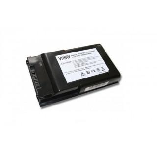Batteria per Fujitsu Siemens Lifebook T900 / T1010 / T4310 / T4410, 4400 mAh