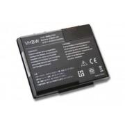 Batteria per HP Compaq Presario X1000 / Pavilion ZT3000, 4400 mAh