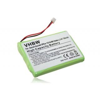 Batteria per Ascom Ascotel Office 135 / 135 Pro, 750 mAh