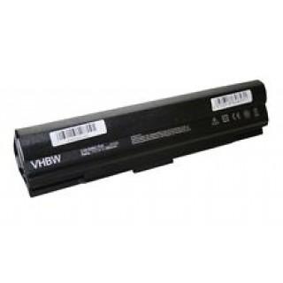 Batteria per Asus Eee PC 1201, 4400 mAh