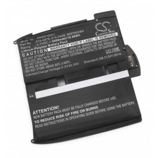 Batteria per Apple iPad, 5400 mAh