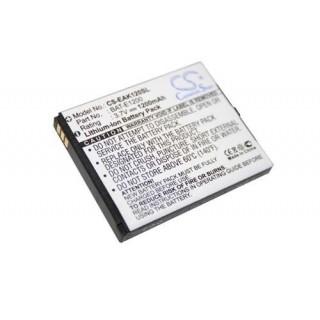 Batteria per Emporia AK-E1000 / AK-E1100, 1200 mAh