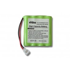 Batteria per Philips Babyphone SBC-SC468 / SBC-SC486, 700 mAh