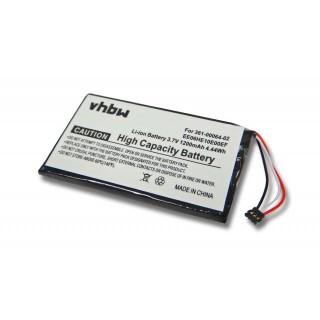 Batteria per Garmin Nüvi 3700 / 3750 / 3760 / 3790, 1200 mAh