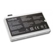 Batteria per Fujitsu Siemens Amilo XI2428 / XI2528 / XI2550 / PI2450, bianca, 4400 mAh