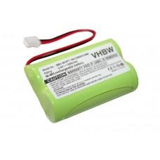 Batteria per Philips Babyphone SBC-SC466 / SBC-SC477 / SBC-SC484 / SBC-SC487,1200 mAh
