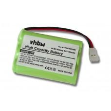 Batteria per Philips Babyphone SBC-SC368 / SBC-SC369, 700 mAh