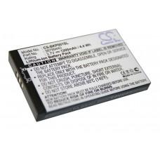 Batteria per Becker Traffic Assist Pro 7916 / 7929, 1200 mAh