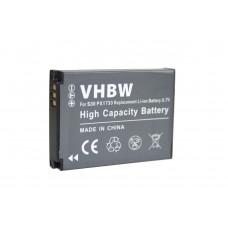Batteria PX1733 per Toshiba Camileo S30 / S30 HD, 1000 mAh