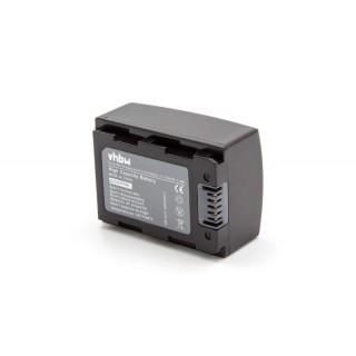 Batteria IA-BP210R per Samsung HMX-H300 / HMX-HM400 / SMX-F50, 1600 mAh