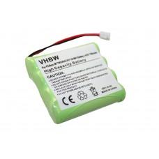 Batteria per Philips Avent SCD468 / SCD481 / SCD486, 700 mAh