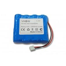 Batteria per Philips Babyphone SBC-SC463 / SBC-SC465 / SBC-SC467, 2000 mAh