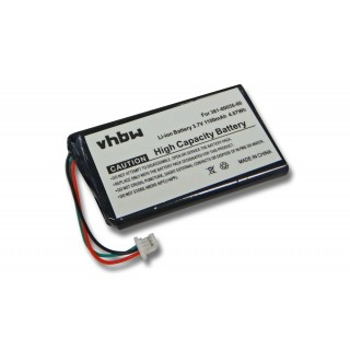 Batteria per Garmin Nüvi 30 / 40 / 50, 1100 mAh