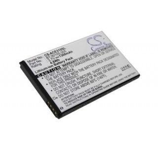 Batteria per Acer Liquid Mini E310 / beTouch E210, 1300 mAh