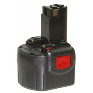 Batteria per Bosch BAT100 / BAT119 / GSR9.6-1 / GSR9.6-2 / GDR 9.6, 9.6 V, 3.0 Ah