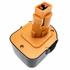 Batteria per DeWalt DE9071 / DE9074 / DE9075, 12 V, 2.0 Ah