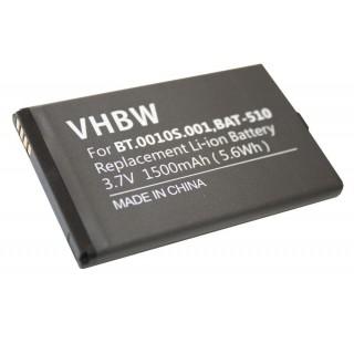 Batteria per Acer Liquid Metal MT / S120, 1500 mAh