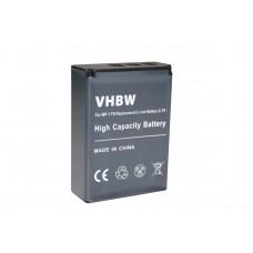 Batteria PA3985 per Toshiba Camileo X200 / X400 / Z100, 1300 mAh