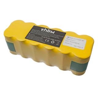 Batteria per Infinuvo CleanMate QQ1 / QQ2 / 365, 2800 mAh
