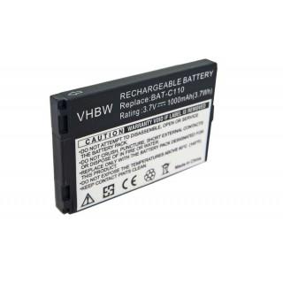 Batteria per Emporia BAT-C110, 1000 mAh