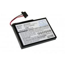 Batteria per Becker Traffic Assist Highspeed II 7988, 1250 mAh