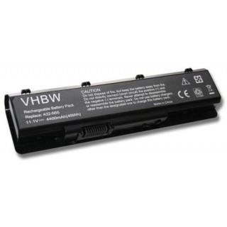 Batteria per Asus N45 / N55 / N75, 4400 mAh