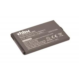Batteria per Acer Allegro M310, 1300 mAh