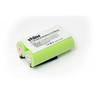 Batteria per Braun 3570 / Philips Norelco 6828XL, 2000 mAh
