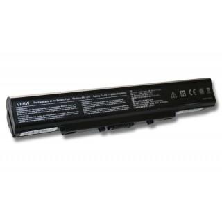 Batteria per Asus P31 / P41 / U41 / X35, 6600 mAh