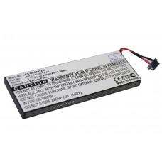 Batteria per Becker Traffic Assist 7928, 2400 mAh