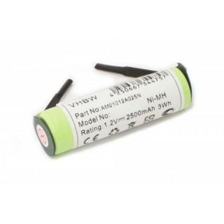Batteria per Braun 1008 / 3008 / 5010 / 6510, 2500 mAh